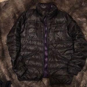 Saks fifth avenue puff jacket